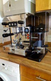 ECM Profesionale Rancilio Kaffeemühle
