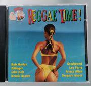 Audio-CD Various - Reggae Time - 1996