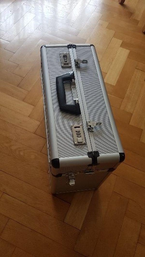 Aktenkoffer Aluminium
