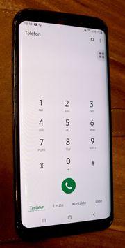 Samsung Galaxy S8 plus mit