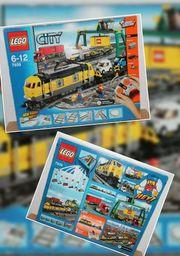 Lego City Eisenbanh