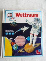 Weltraum Buch - Was ist was