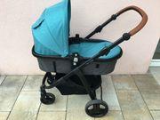 Kombi-Kinderwagen Knorr-baby Volan