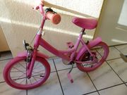 Kinderfahrrad 14 Zoll Mädchen Rad