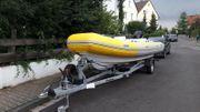 Festrumpfschlauchboot Rib Master Rib 570