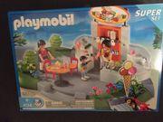 Playmobil Eisdiele 4134 Super Set