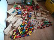 Brio Holzeisenbahn dringend aus Platzmangel