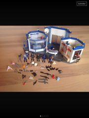 Playmobil Polizeistation 4263
