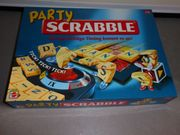 Party-Scrabble von Mattel