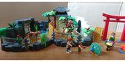 Playmobil 4852 Asien-Gehege