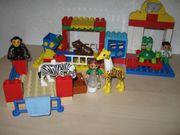 Lego Duplo Tierarzt-Set