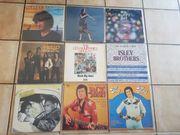 Schallplatten Vinyl-LPs Pop und Rock