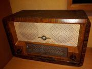 Röhrenradio Grundig Type 495W
