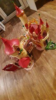 Playmobil Prinzessinnenschloss Prinzessin Schloss mit