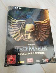 Warhammer Space Marine PC collectors