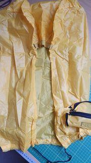 Schutzhülle Regen- für Rucksack