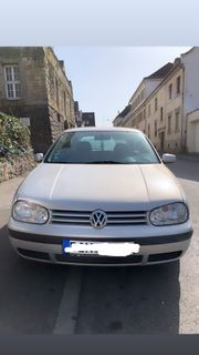 Verkaufe VW Golf 4
