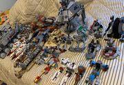 Lego Star Wars Riesen Sammlung