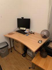 Hochwertiger ergonomischer Schreibtisch