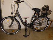 Damen Alu City Bike 28er