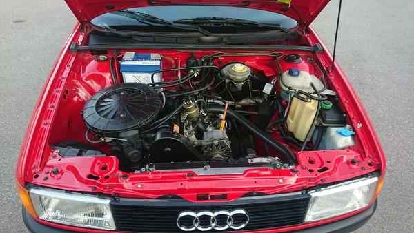 Audi 80 B3 Typ89
