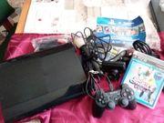 Playstation 3 Slim Edition und