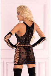 LivCo Corsetti Marlamina dress black