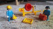 Playmobil - Küche Baustelle u Ritter