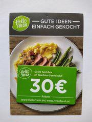 Hello Fresh 30 -- EUR