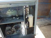 Schraubenkompressor mit integriertem Lufttrockner