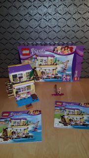 Lego Friends Stephanies Strandhaus 41037