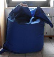 Brava Big Bag Sitzsack abzugeben