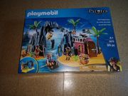 PLAYMOBIL Pirates 6679 Piraten Schatzinsel