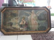 christl Bild Gemälde mit Engel