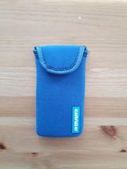 Samsung S4 mini Handytasche blau