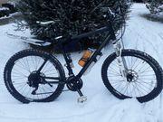 Schnäppchen Eigenumbau-Trekking-Bike