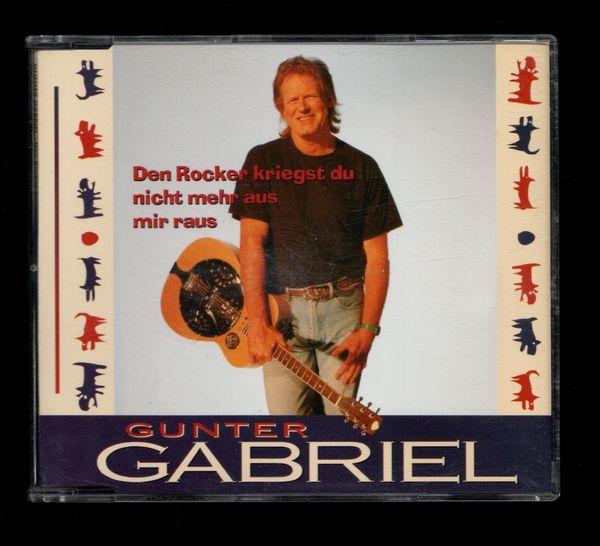 Gunter Gabriel - Arbeitslosen Star - Den