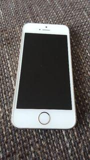 iPhone 5s in gold weiß