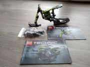 Lego Technic Schneemobil 42021 Top