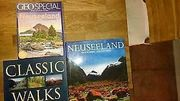 Neuseeland Bücher Paket