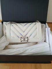 Chanel Tasche inkl Karton Rechnung