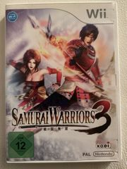Samurai Warriors 3 Wii von