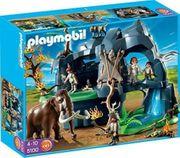 Playmobil 5100 Große Steinzeitabenteuer NEU