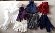 Handschuhe Mütze Schal Tuch