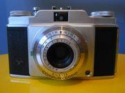 AGFA SILETTE COMPUR - RAPID Fotoapparat