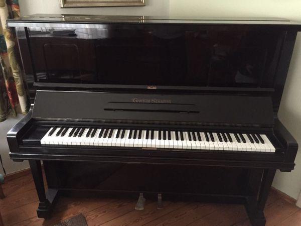 Klavier von Grotrian Steinweg Nr