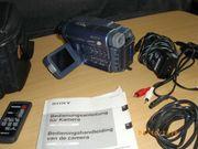 Sony Video Hi 8 zu