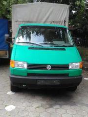 T4 pritschenfahrzeug