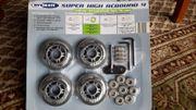 Inliner Rollerblade Ersatzteil-Set 76 mm