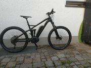 E MTB bike Radon Slide